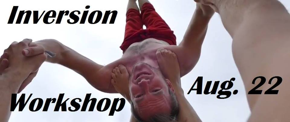 Acro Inversion Workshop